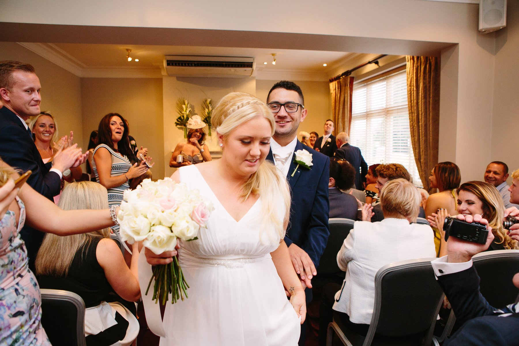 Packfords Hotel Woodford Green Wedding
